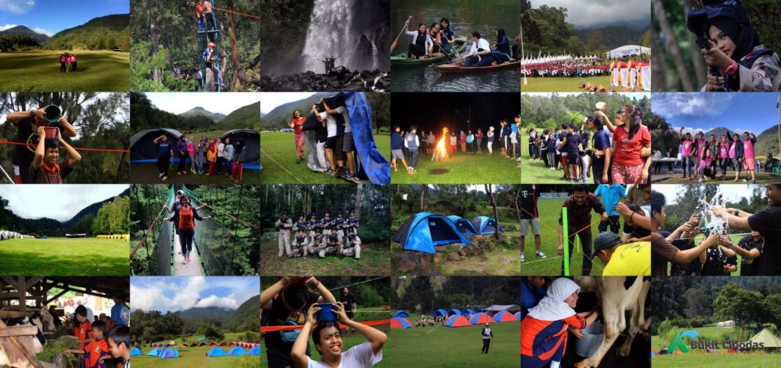 camping & outdoor activiy cibodas bukit golf cibodas