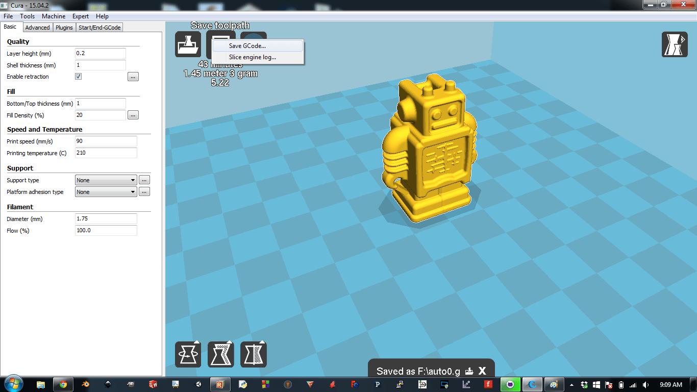 Documentation | Deezmaker Bukito – Portable 3D Printer