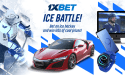 The Ice Battle is on at 1xBet!