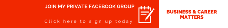 Join my private facebook group