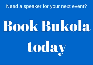 Book Bukola today