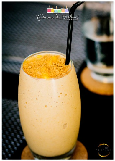 kuizine restaurant, paper clips, food photography, mango float shake, cebu restaurants
