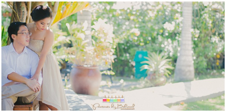 lowaii beach resort prenup, cebu marine beach resort prenup, engagement session, bukool photography, cebu wedding package, H&L Events wedding coordinator, rendell - maricel prenup, beach theme prenup