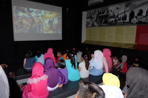 Nobar Film Sejarah Museum