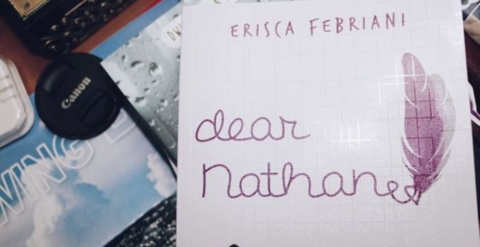 novel dear nathan