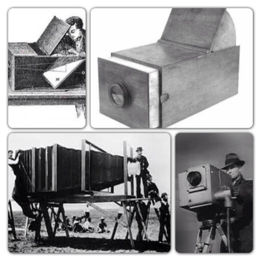 jenis jenis kamera jaman dulu