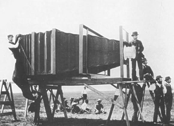sejarah perkembangan kamera