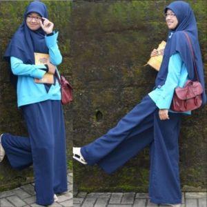 Rok celana muslimah