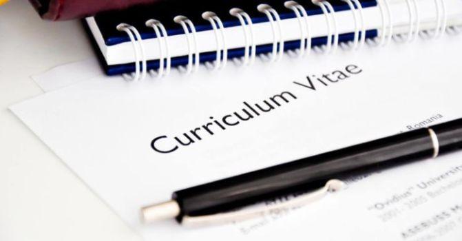 12 Contoh Cv Lamaran Pekerjaan Yang Baik Dan Benar File Doc