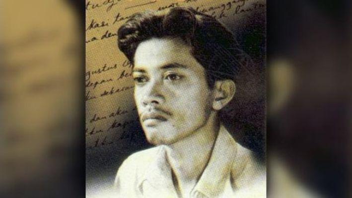 Contoh Puisi Chairil Anwar Aku