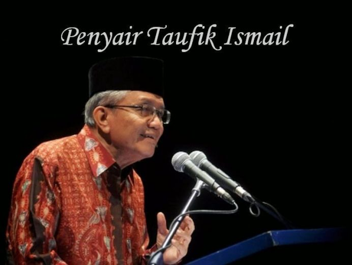 Contoh Puisi Kontemporer Karya Taufik Ismail