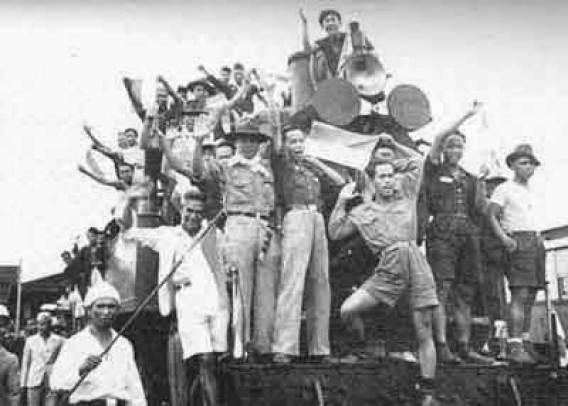 Pertempuran Ambarawa dipimpin Oleh