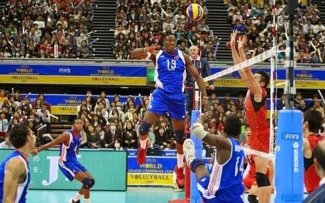 permainan bola voli berasal dari negara mana