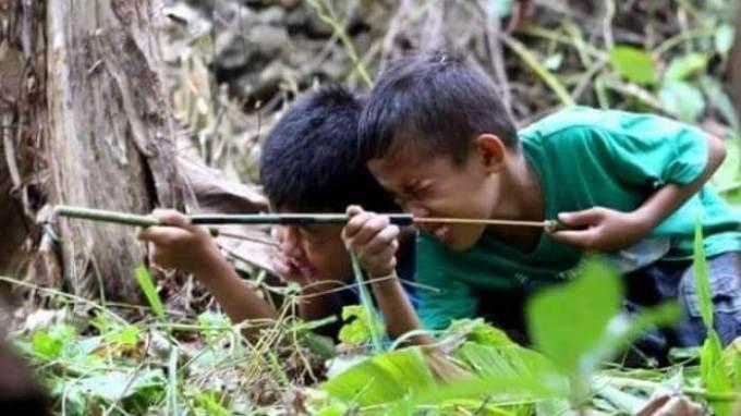 Permainan Tradisional Dari Bambu di indonesiaPletokan