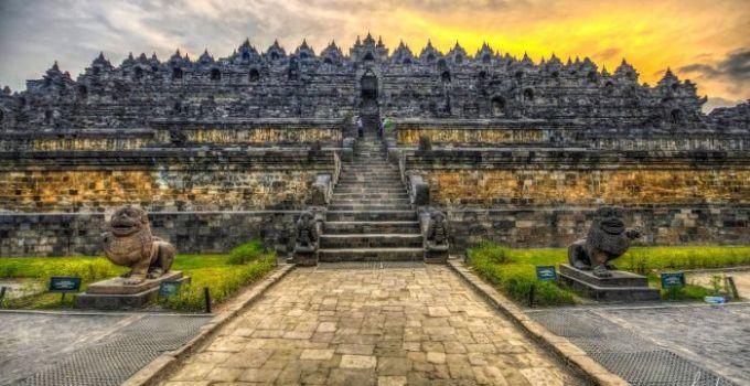 Asal Usul Candi Borobudur
