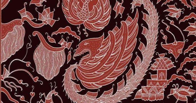 Motif Batik Semen