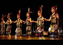 Tarian Daerah Kalimantan Timur