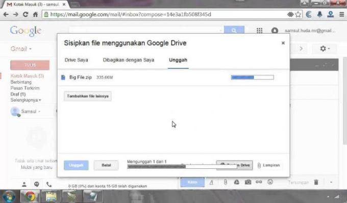 lampiran google drive