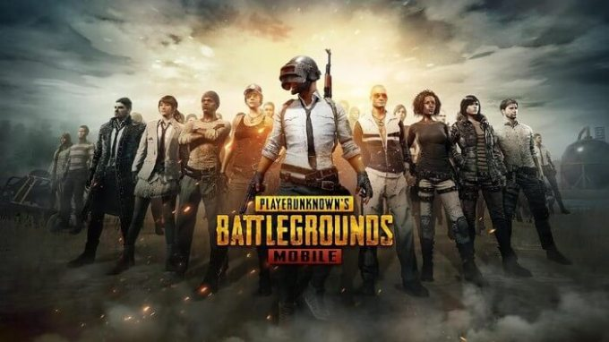 game online pubg mobile