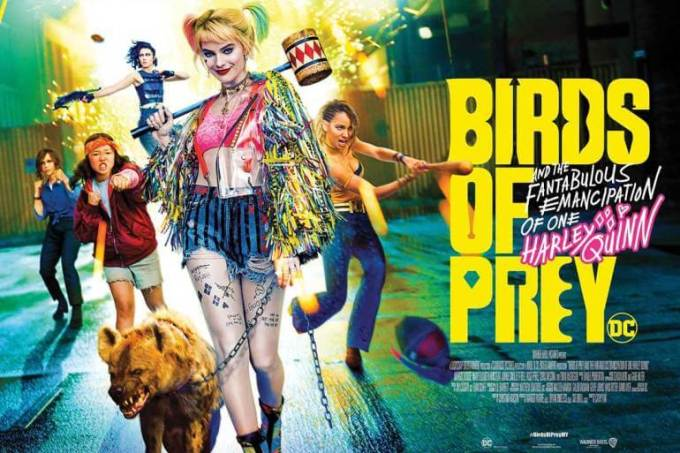 Birds Of Prey Main Artwork