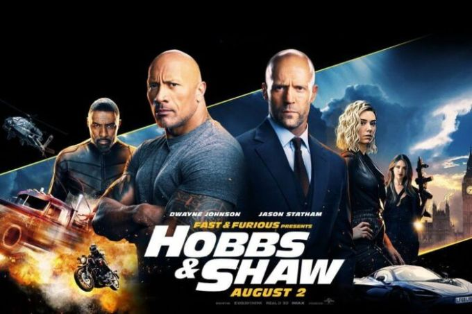 Fast Furious Presents Hobbs & Shaw