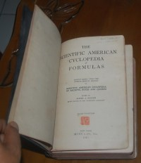 Albert A. Hopkins: The Scientific American Cyclopedia of Formulas