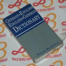 Pocket Reference: German-English, English-German Dictionary