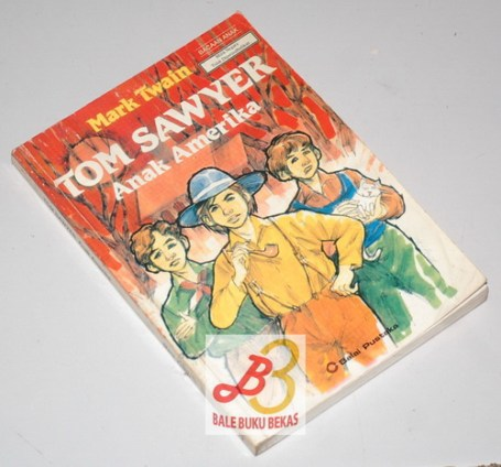 Tom Sawyer Anak Amerika