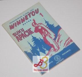 Winnetou Ketua Suku Apache 1