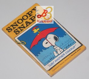 "Snoopy Snaps: ""Just Another Coverup"""