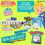 Ensiklopedi Bocah Muslim dan Halo Balita Promo November 2017