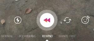 instagram rewind