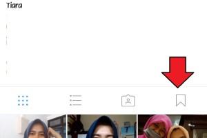 cara menyimpan dan membuat koleksi foto instagram