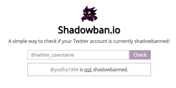 https://shadowban.io/