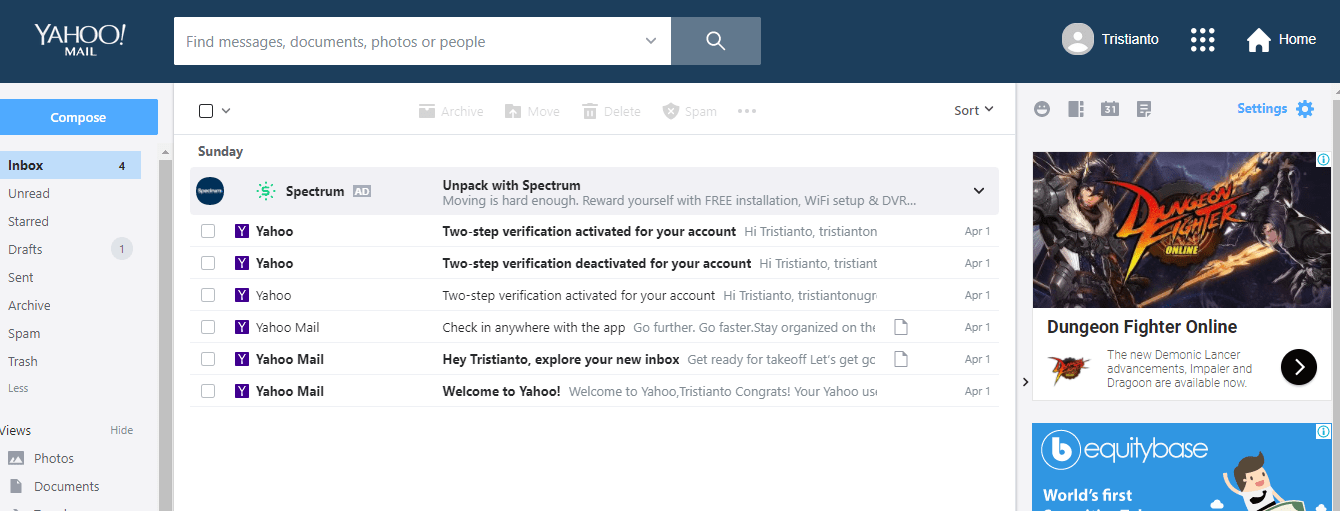 √ Cara mudah membuat Signature Yahoo! Mail yang Bagus dan Menarik ...