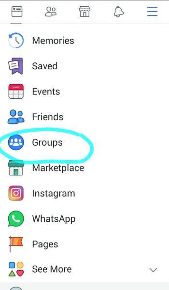 Cara Mencegah Orang Lain Memasukkan Kita di Grup Facebook