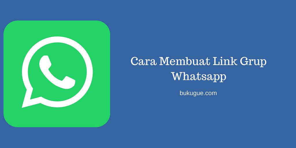 Cara Membuat Link Grup Whatsapp Agar Mudah Dibagikan