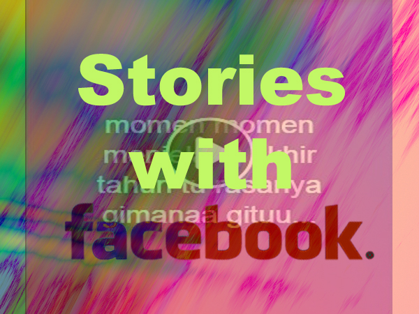 Cara membuat dan melihat stories di Facebook