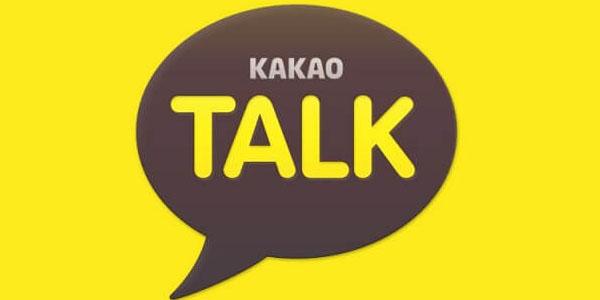 logo aplikasi KakaoTalk
