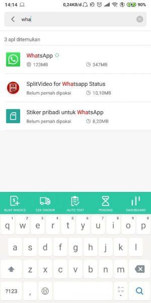 Cari Whatsapp