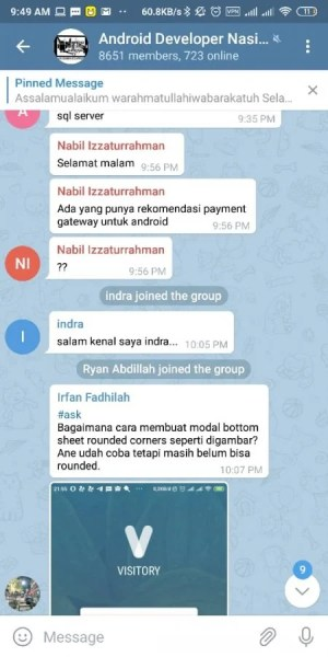 Group Android Developer