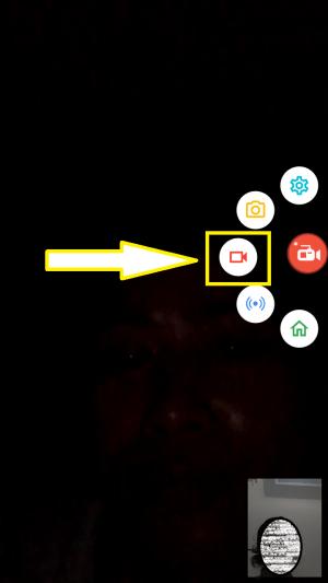 klik icon kamera