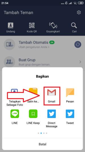 klik Gmail