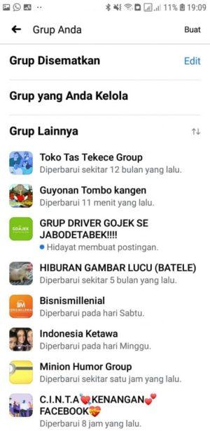 Pilih Group