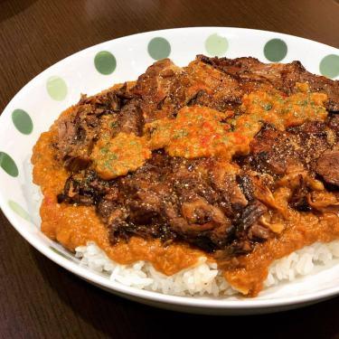 【池袋】ヒルナンデスにも紹介された火星カレーで牛カレーを食す