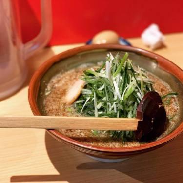 【池袋】むてっぽう で魚介醤油ネギラーメンを食べてきた