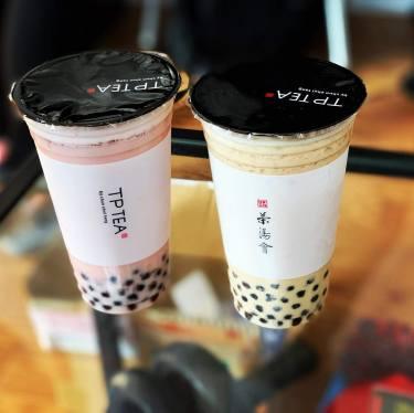 【池袋】東武百貨店 春水堂 TP TEAでタピオカミルクティーを飲んできた