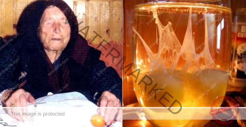 Един рядък ритуал от Ванга за привличане на пари трябва ви само едно яйце!
