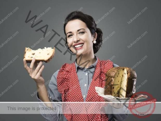 """Италиански великденски кекс """"Панетоне"""". Запишете си рецептата!"""