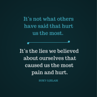 The Lies We Believed